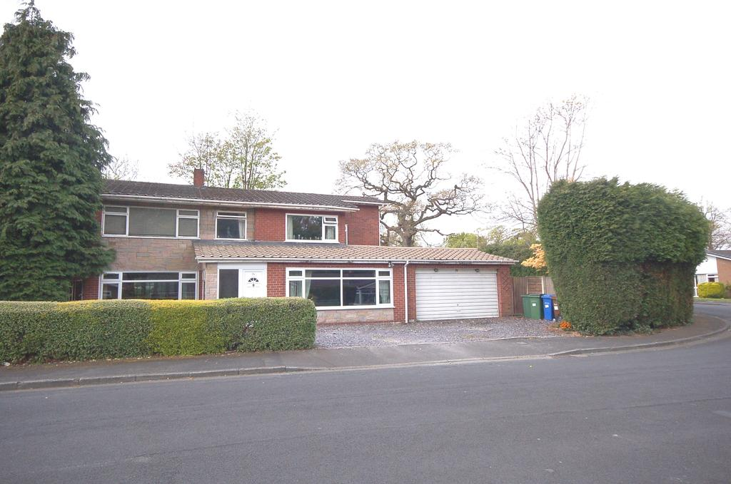 4 Bedrooms Detached House for sale in Gleneagles Road, Heald Green, Cheadle, Cheshire SK8