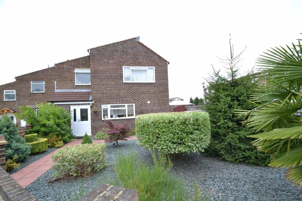 4 Bedrooms End Of Terrace House for sale in Berners Way, Broxbourne, EN10