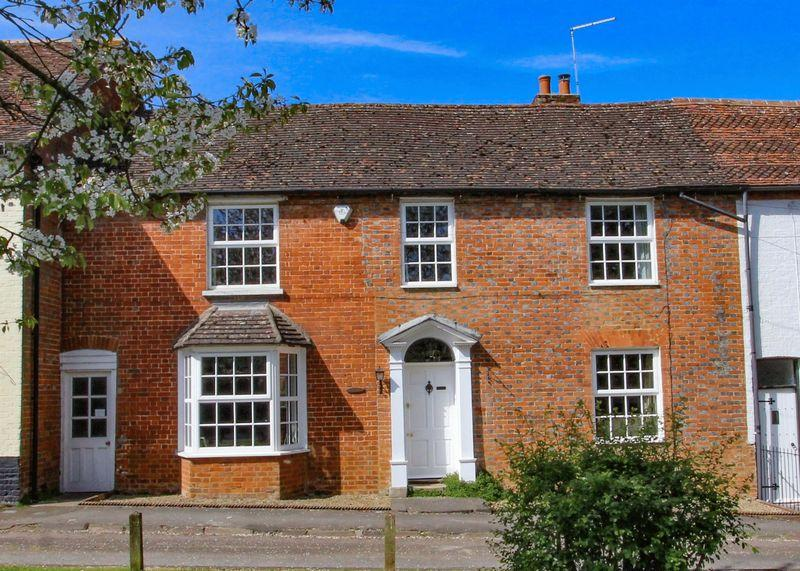 4 Bedrooms Terraced House for sale in Main Street, East Challow