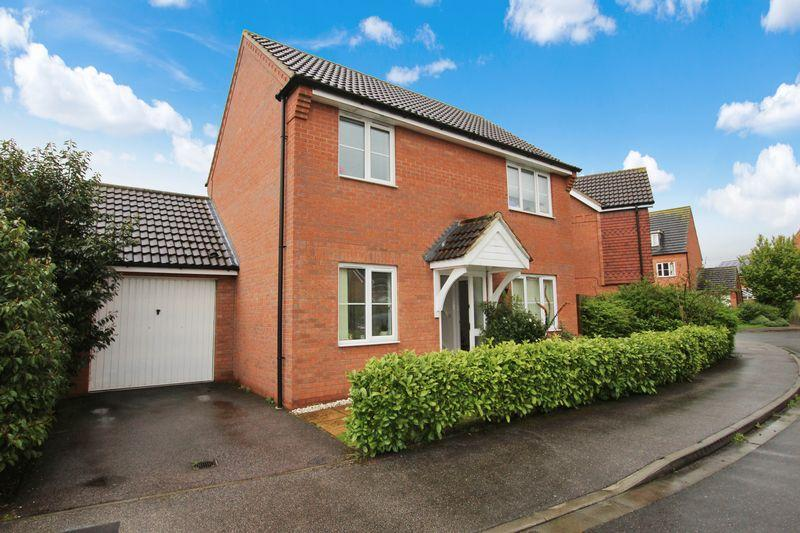 3 Bedrooms Detached House for sale in 52 The Brambles, Market Rasen
