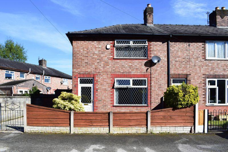 2 Bedrooms End Of Terrace House for sale in Belmont Avenue, Latchford