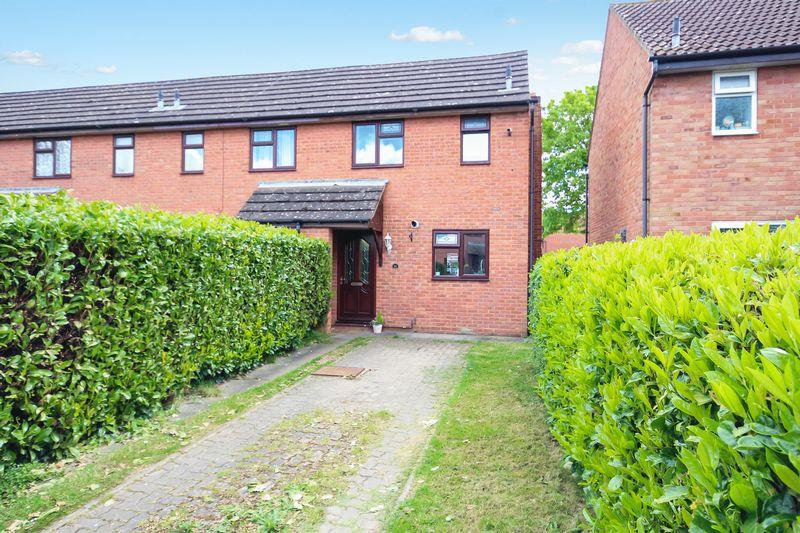 2 Bedrooms End Of Terrace House for sale in LOWER BULLINGHAM