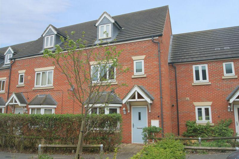 4 Bedrooms Town House for sale in The Gateway, Newark