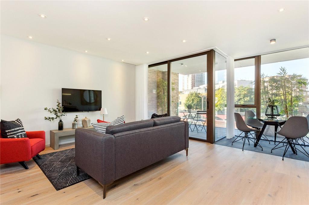 1 Bedroom Flat for sale in Ipsus08, Rushworth Street, London, SE1