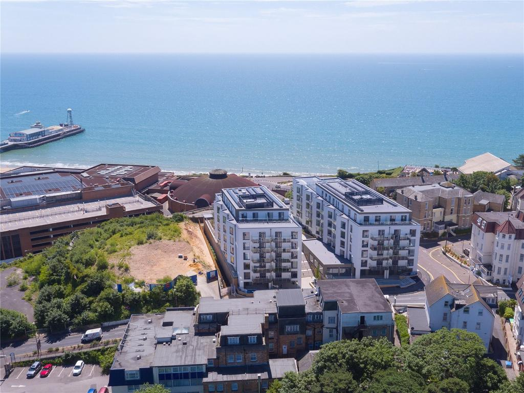 2 Bedrooms Penthouse Flat for sale in Coast, Beacon Road, Bournemouth, BH2