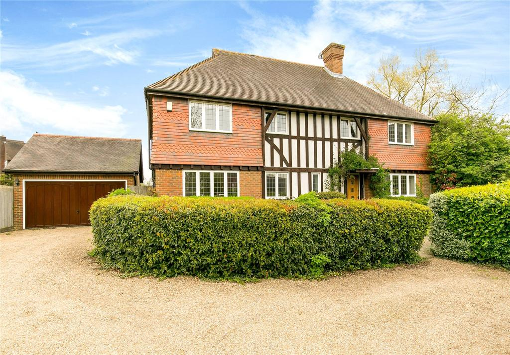 5 Bedrooms Detached House for sale in Greenwood Place, Wrotham, Sevenoaks, Kent, TN15