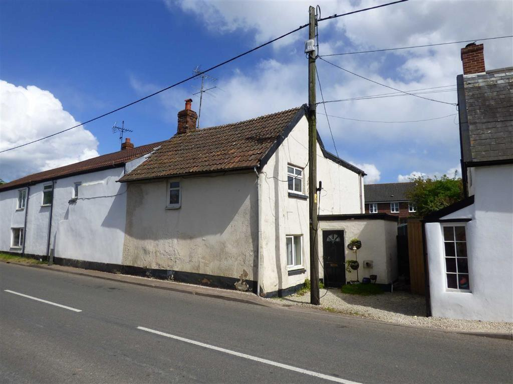 3 Bedrooms Semi Detached House for sale in Silver Street, Willand, Cullompton, Devon, EX15