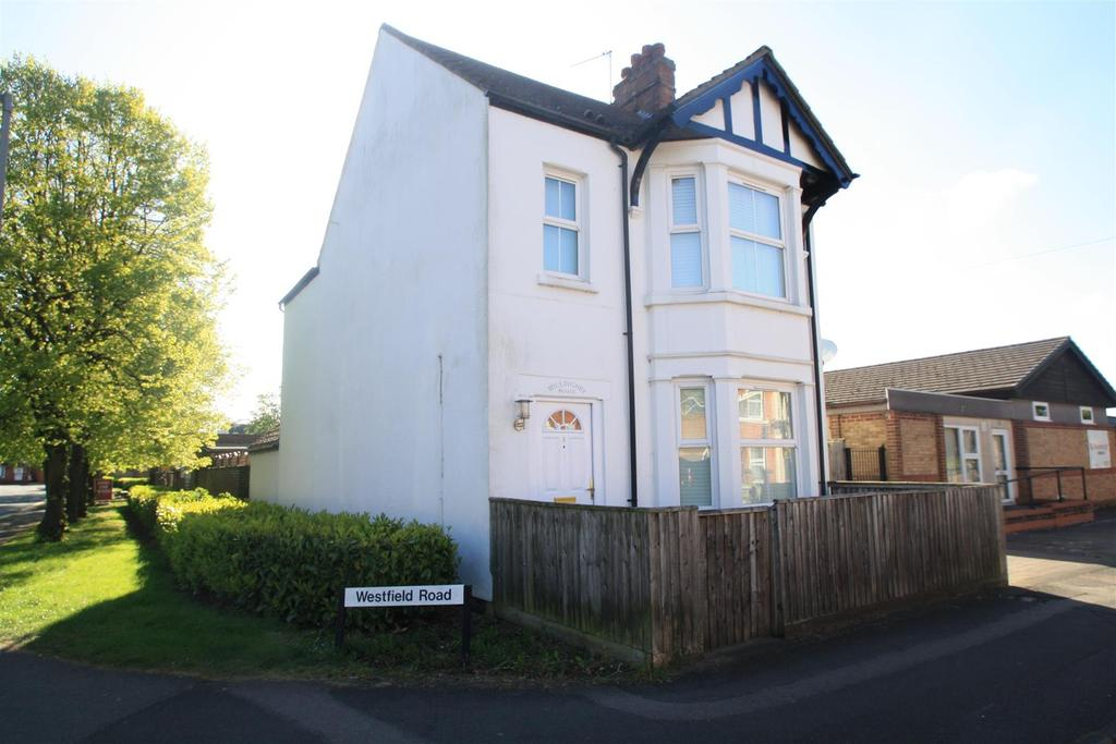 3 Bedrooms Detached House for sale in Westfield Road, Bletchley, Milton Keynes