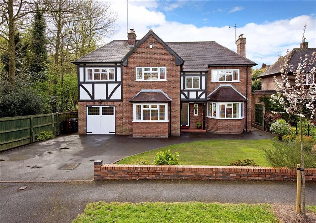 4 Bedrooms Detached House for sale in Whiteoaks, 42, Coppice Road, Finchfield, Wolverhampton, West Midlands, WV3