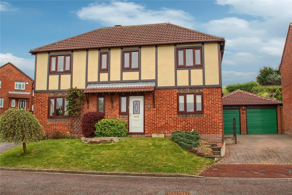 4 Bedrooms Detached House for sale in Bonny Grove, Marton