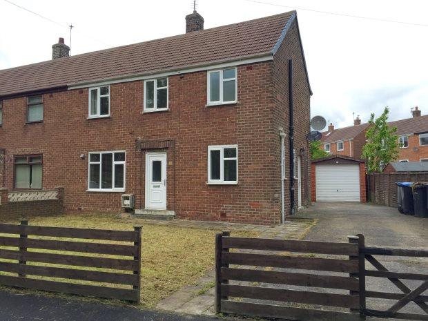 3 Bedrooms Semi Detached House for sale in SCHOOL AVENUE, KELLOE, DURHAM CITY : VILLAGES EAST OF