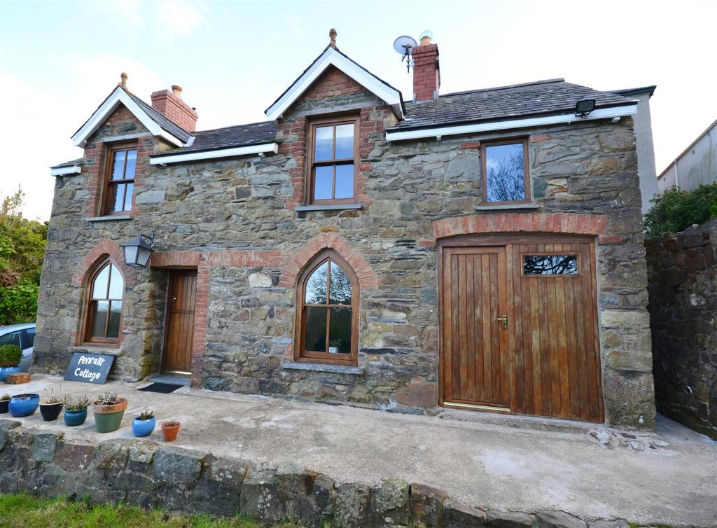 2 Bedrooms Cottage House for sale in Fishguard