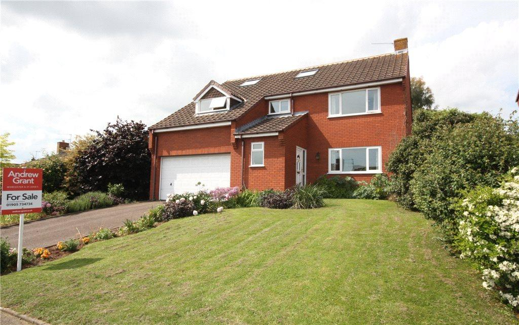 5 Bedrooms Detached House for sale in Battenhall Rise, Worcester, Worcestershire, WR5