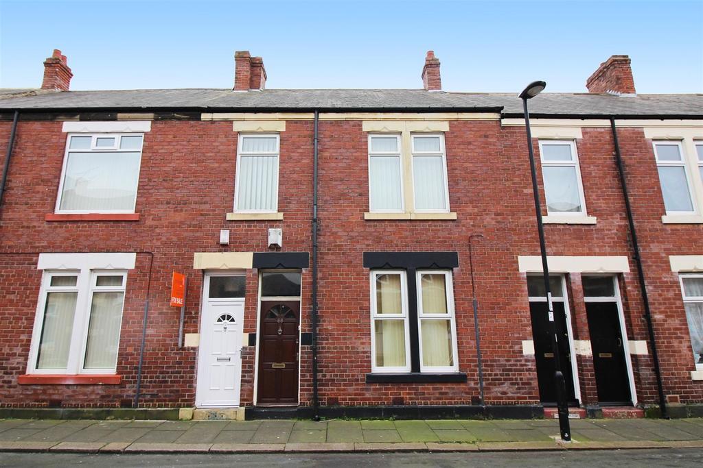 2 Bedrooms Flat for sale in Stanley Street, Wallsend