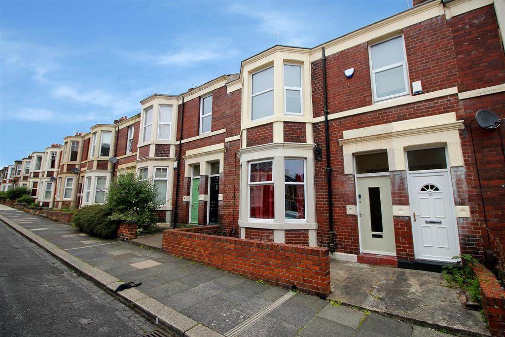 2 Bedrooms Flat for sale in Shortridge Terrace, Newcastle Upon Tyne