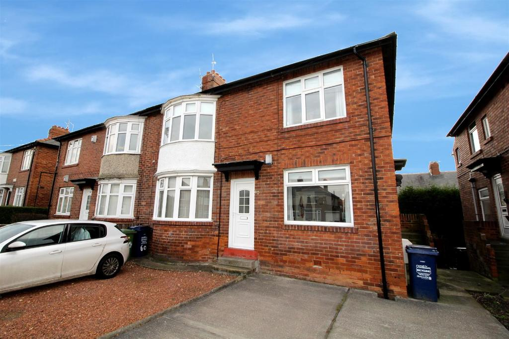 2 Bedrooms Flat for sale in Benton Road, High Heaton, Newcastle Upon Tyne