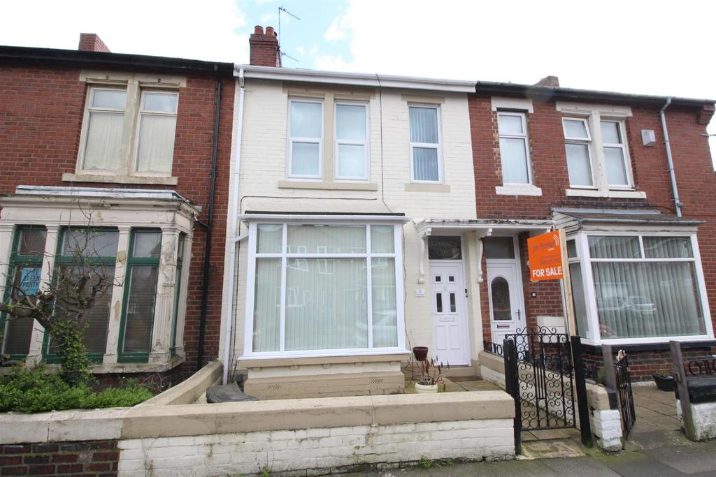 3 Bedrooms Terraced House for sale in North View, Wallsend