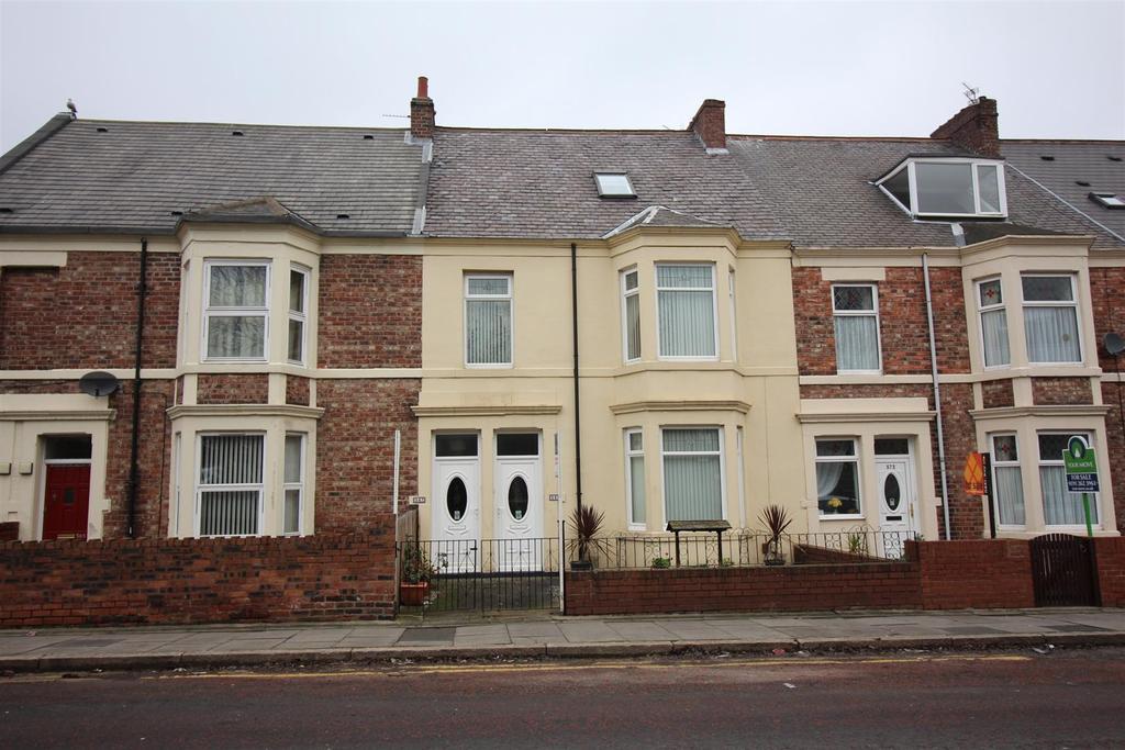 2 Bedrooms Flat for sale in Welbeck Road, Walker, Newcastle Upon Tyne