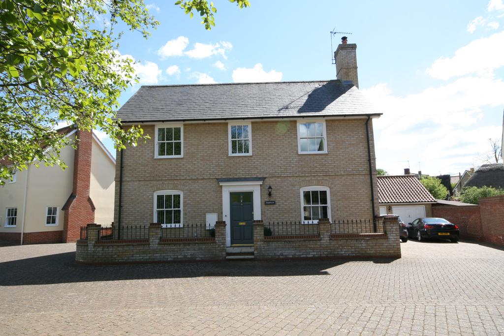 4 Bedrooms Detached House for sale in Spencers Piece, Rattlesden, Bury St Edmunds IP30