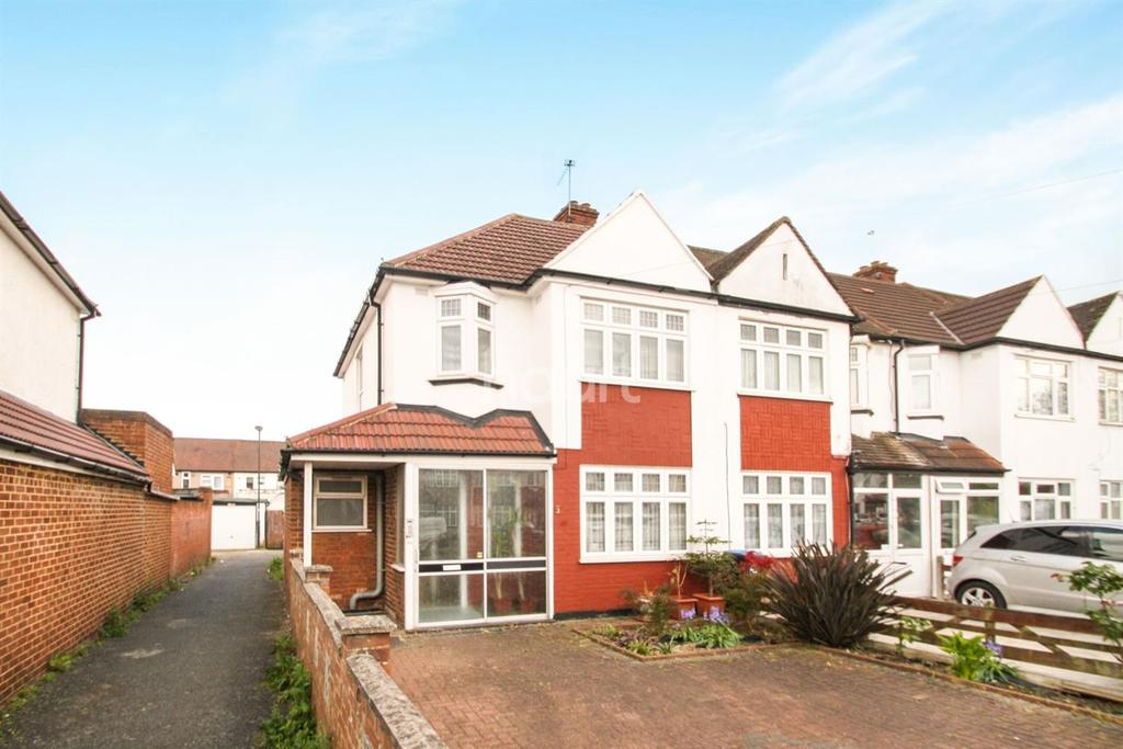 3 Bedrooms End Of Terrace House for sale in The Grange, Wembley