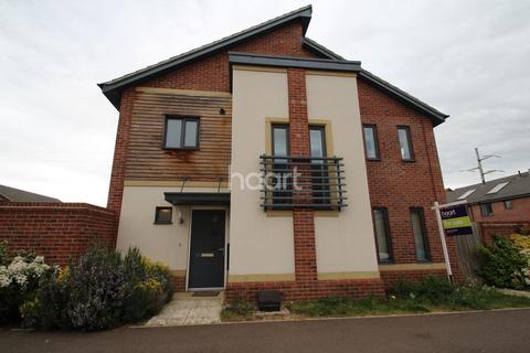 3 bedroom semi-detached house for sale - Hawksbill Way, Vista, Peterborough