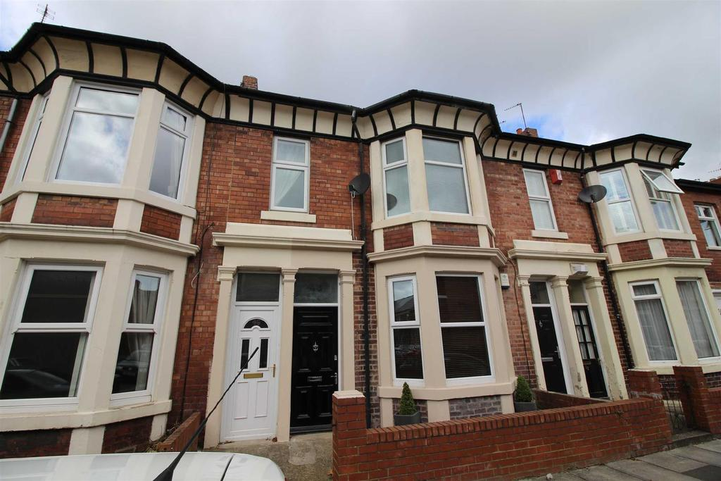 2 Bedrooms Flat for sale in Cleveland Avenue, North Shields