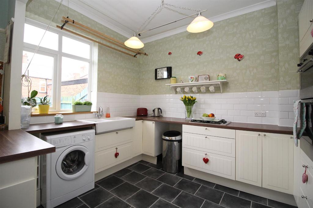 4 Bedrooms End Of Terrace House for sale in Kirton Park Terrace, North Shields