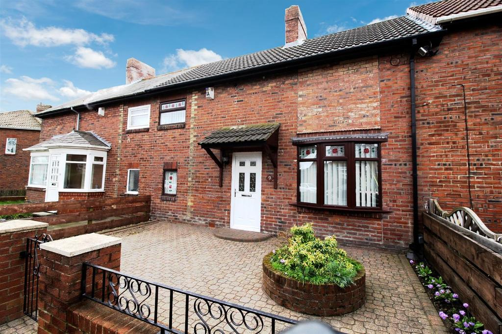3 Bedrooms Terraced House for sale in Central Avenue, North Shields