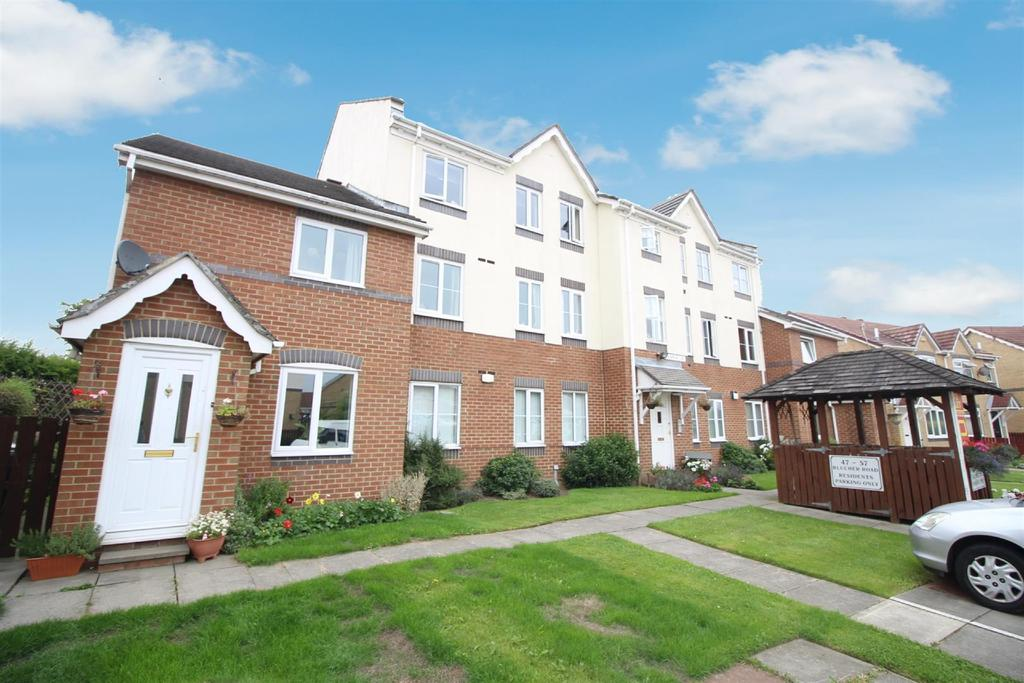2 Bedrooms Flat for sale in Blucher Road, Royal Quays, North Shields