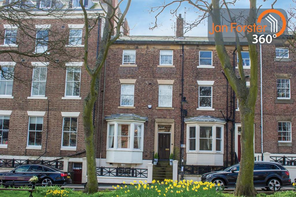 5 Bedrooms Terraced House for sale in Wooler House, Tynemouth
