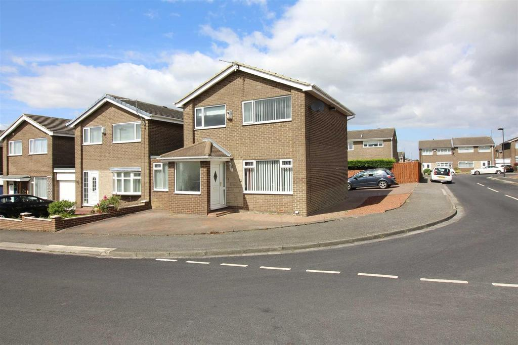 3 Bedrooms Link Detached House for sale in Falkirk, Garth 16, Newcastle Upon Tyne