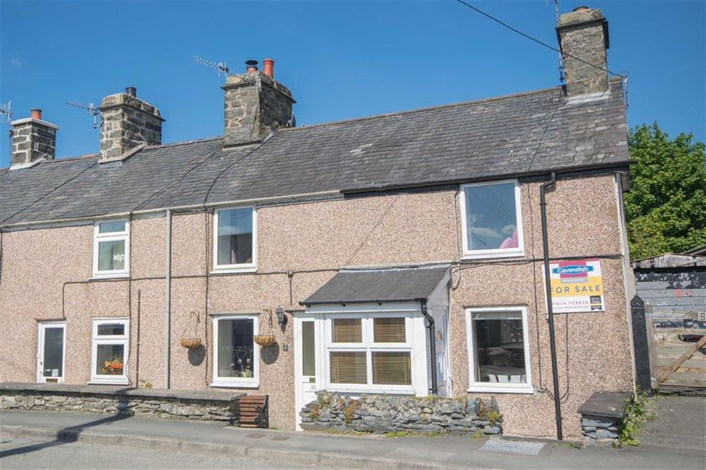 2 Bedrooms End Of Terrace House for sale in Tyddyn Terrace, Cerrigydrudion, Corwen