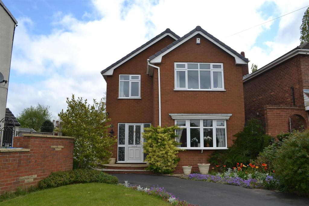 3 Bedrooms Detached House for sale in Rumer Hill Road, Cannock