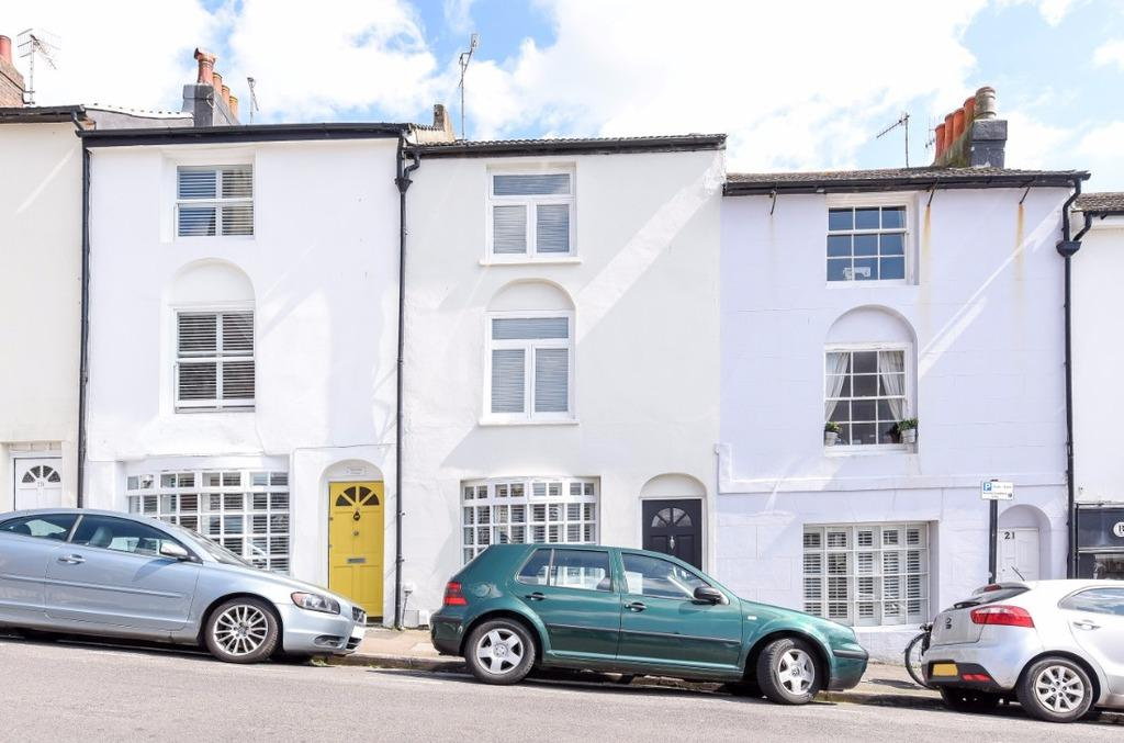 4 Bedrooms Terraced House for sale in Spring Street Brighton East Sussex BN1