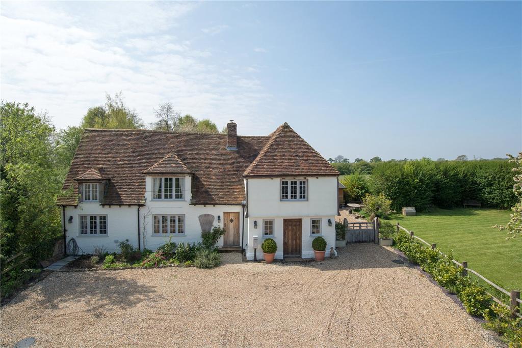 4 Bedrooms Detached House for sale in Bramble Lane, Wye, Ashford, Kent