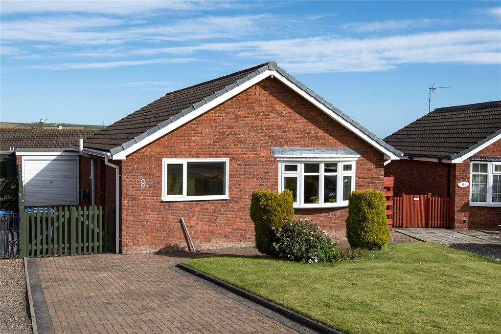 3 Bedrooms Detached House for sale in Lindisfarne Gardens, East Ord, Berwick-Upon-Tweed, Northumberland