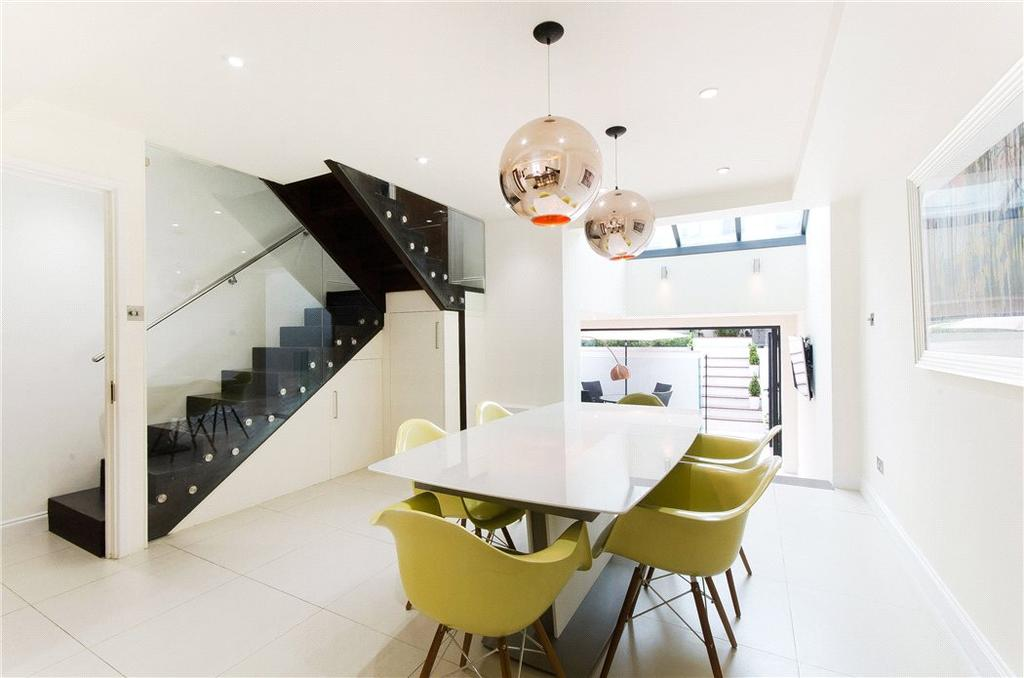 4 Bedrooms Terraced House for sale in Prebend Street, Islington, London, N1
