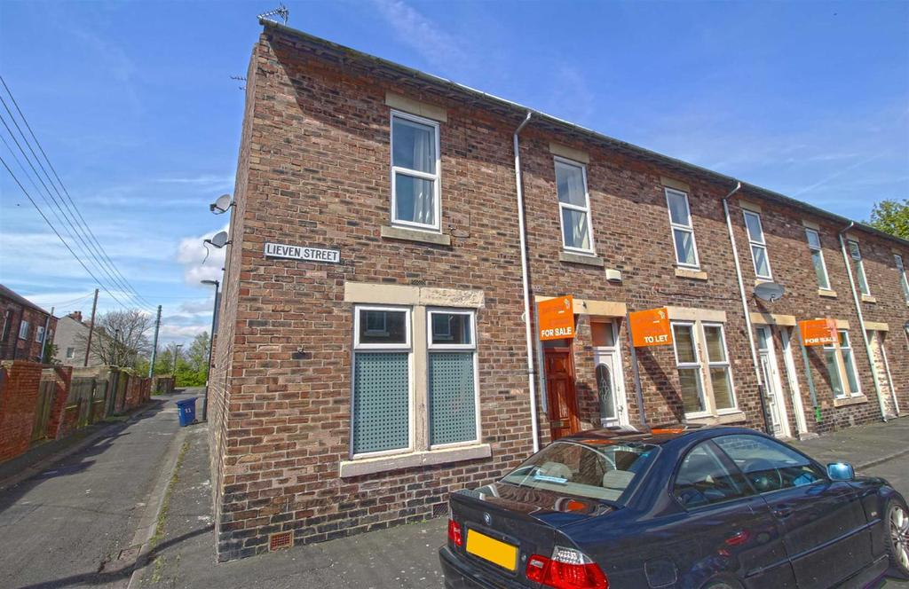 1 Bedroom Flat for sale in Lieven Street, Newcastle Upon Tyne