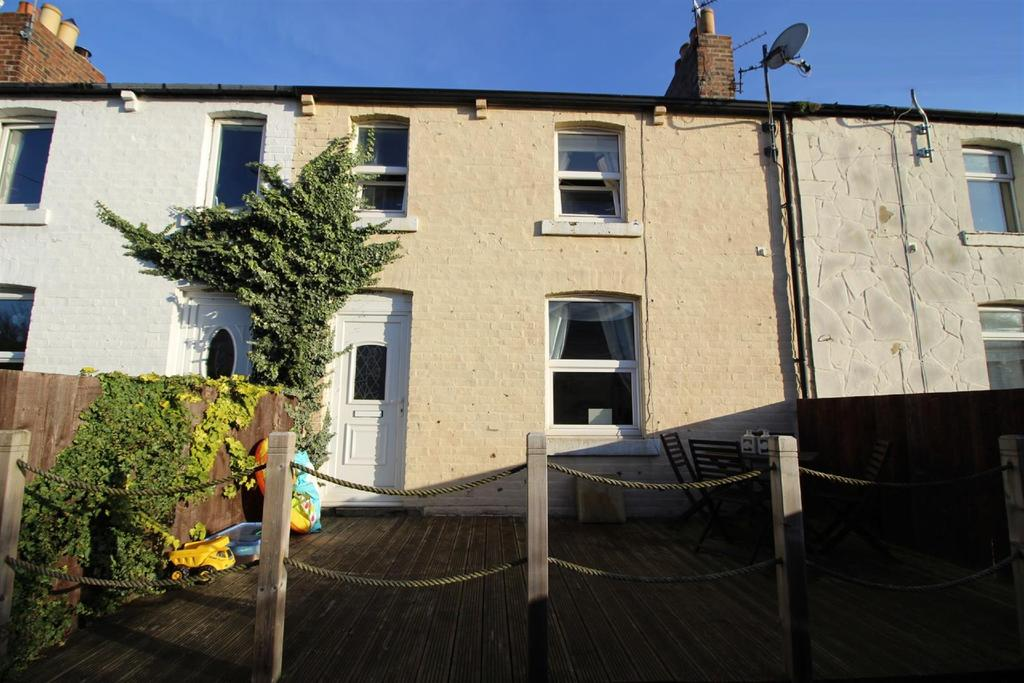 2 Bedrooms Terraced House for sale in Blagdon Terrace, Seaton Burn, Newcastle Upon Tyne
