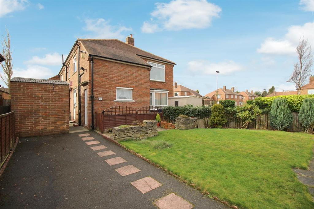 2 Bedrooms Flat for sale in Felton Avenue, Gosforth, Newcastle Upon Tyne