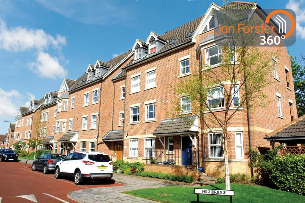 2 Bedrooms Apartment Flat for sale in Highbridge, Gosforth, Newcastle Upon Tyne