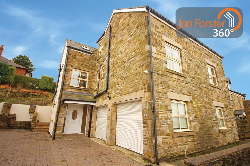 4 Bedrooms Town House for sale in Military Road, Heddon On The Wall, Newcastle Upon Tyne