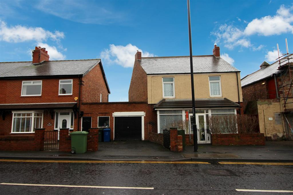 3 Bedrooms Link Detached House for sale in Stamfordham Road, Westerhope, Newcastle Upon Tyne