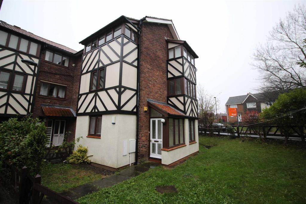 2 Bedrooms Flat for sale in Kirkwood Drive, Kenton, Newcastle Upon Tyne