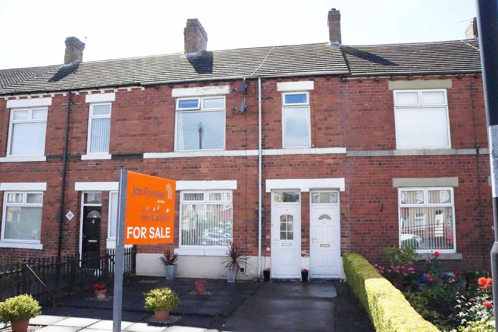 2 Bedrooms Flat for sale in East View, Newcastle Upon Tyne
