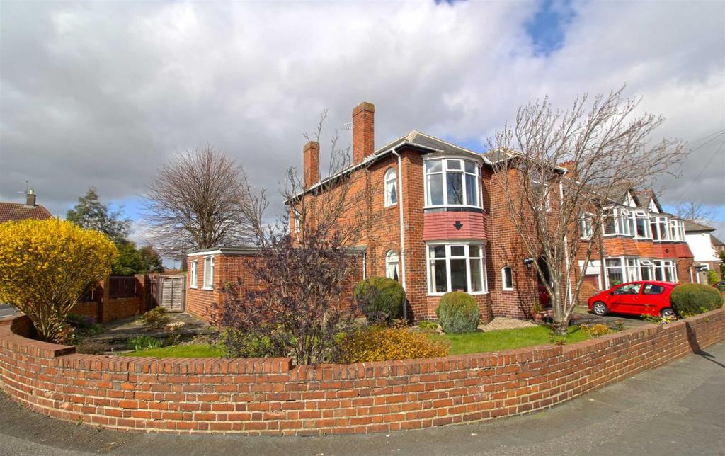 4 Bedrooms Detached House for sale in Polwarth Road, Newcastle Upon Tyne
