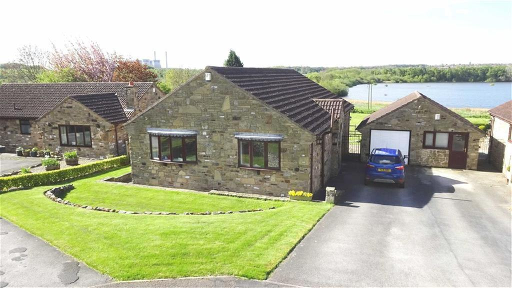 3 Bedrooms Detached Bungalow for sale in Ingsmere Court, Fairburn, Knottingley, WF11