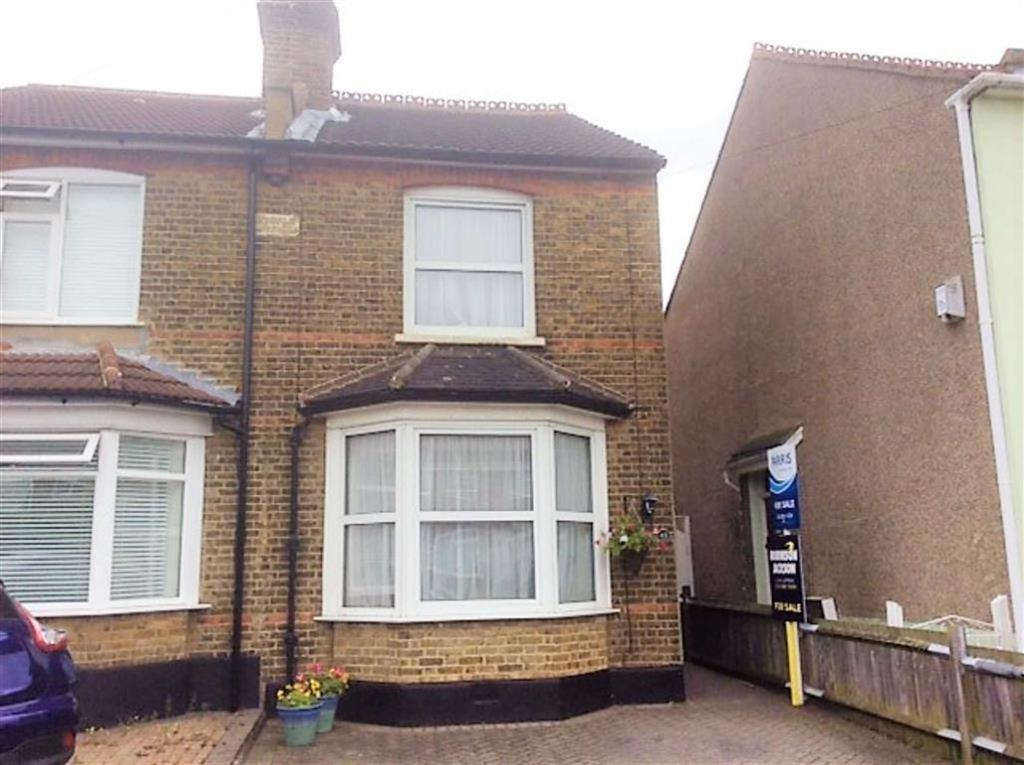 3 Bedrooms Semi Detached House for sale in Alers Road, Bexleyheath