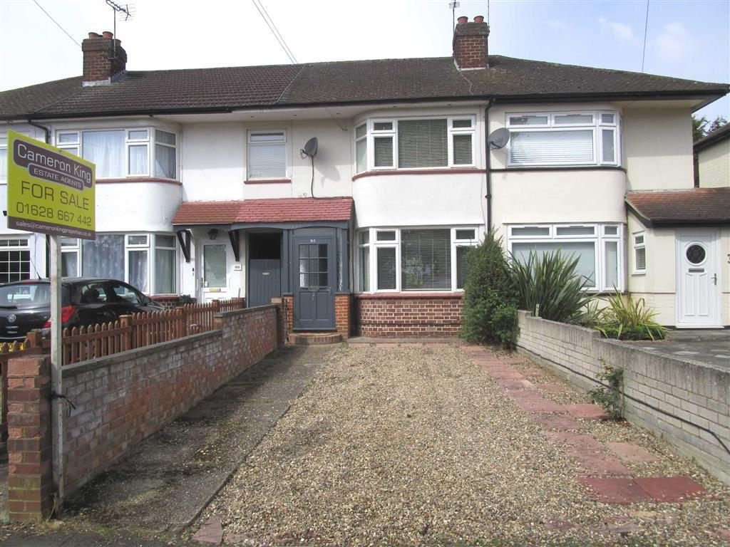 2 Bedrooms Terraced House for sale in Stanhope Road, Slough