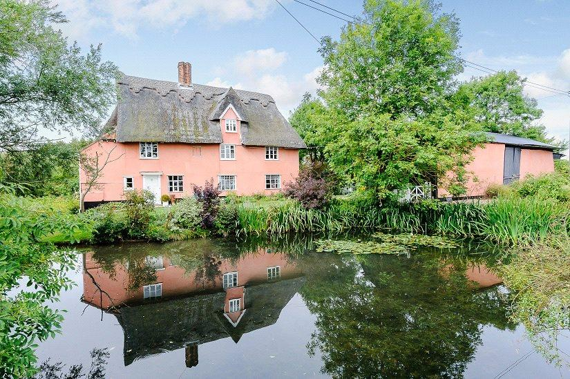 5 Bedrooms Detached House for sale in Smallwood Green, Bradfield St. George, Bury St. Edmunds, Suffolk, IP30
